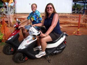 Cyndi & fiance Josh came to Oahu in July for an early honeymoon